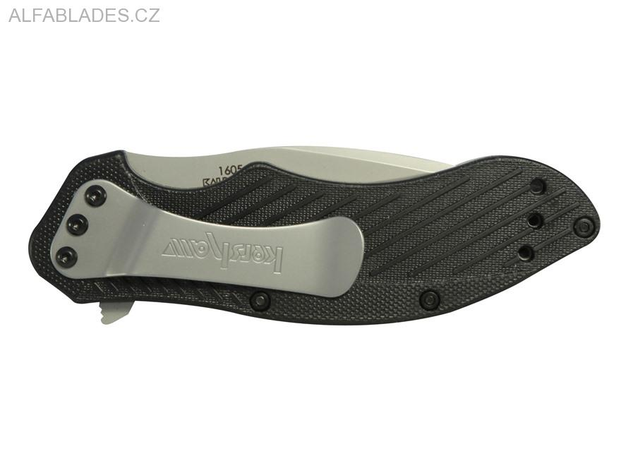 KERSHAW Clash Satin Serrated