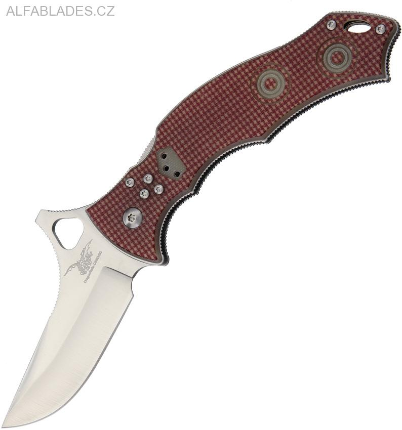 CSSD/SC LLC Bowie Standard Red Check