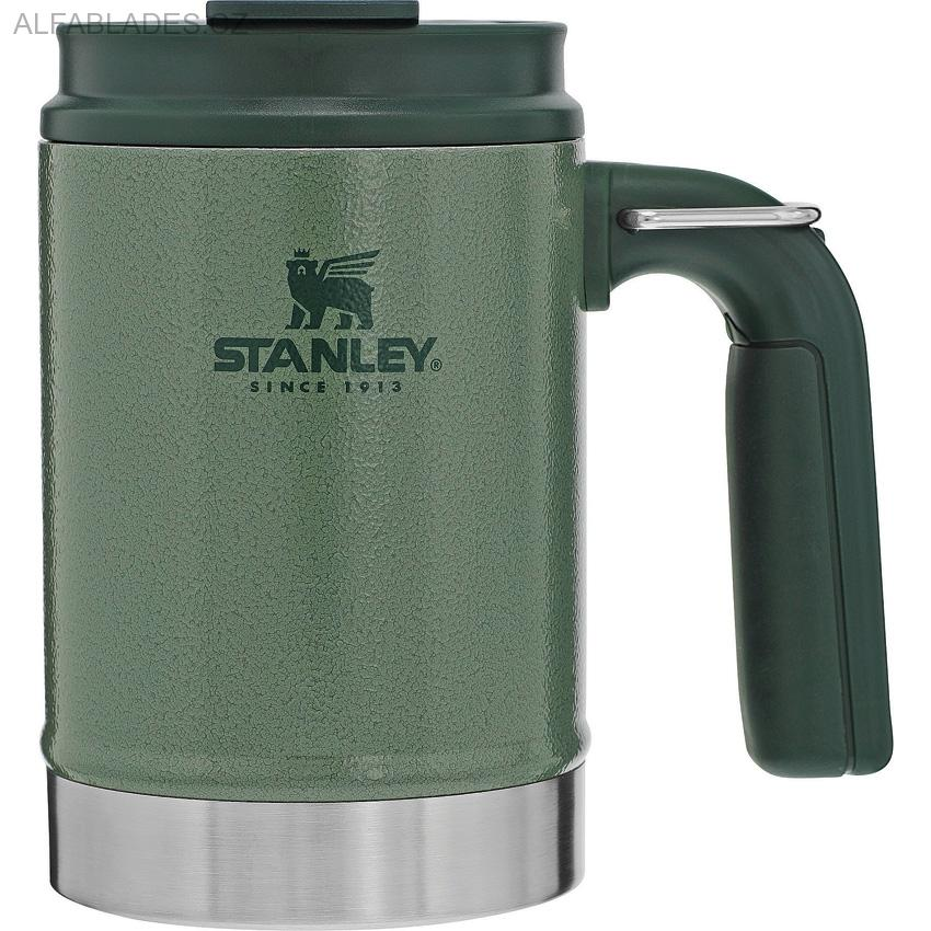 STANLEY Big Grip Camp Mug  16oz (0,473l) Hammertone Green