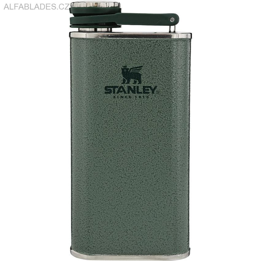STANLEY Easy-Fill Wide Mouth Flask 8oz (0,237l) Hammertone Green