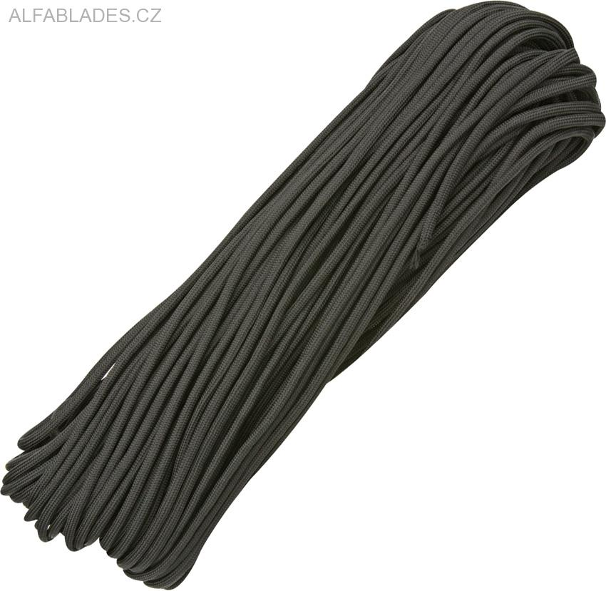 Paracord 550 Black 100ft (30,5m)