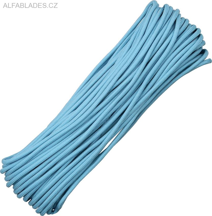 Paracord 550 Carolina Blue 100ft (30,5m)