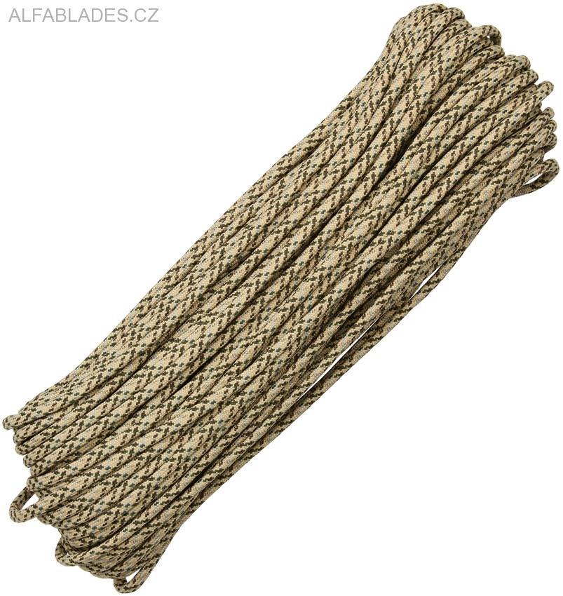 Paracord 550 Desert 100ft (30,5m)