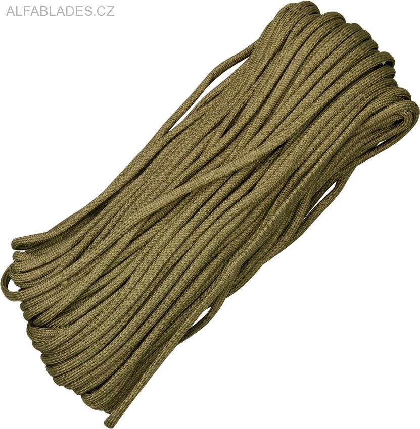 Paracord 550 Coyote 100ft (30,5m)