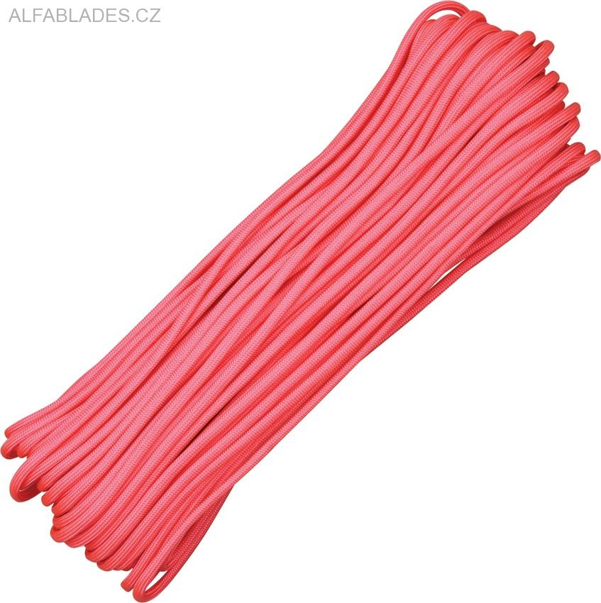 Paracord 550 Pink 100ft (30,5m)