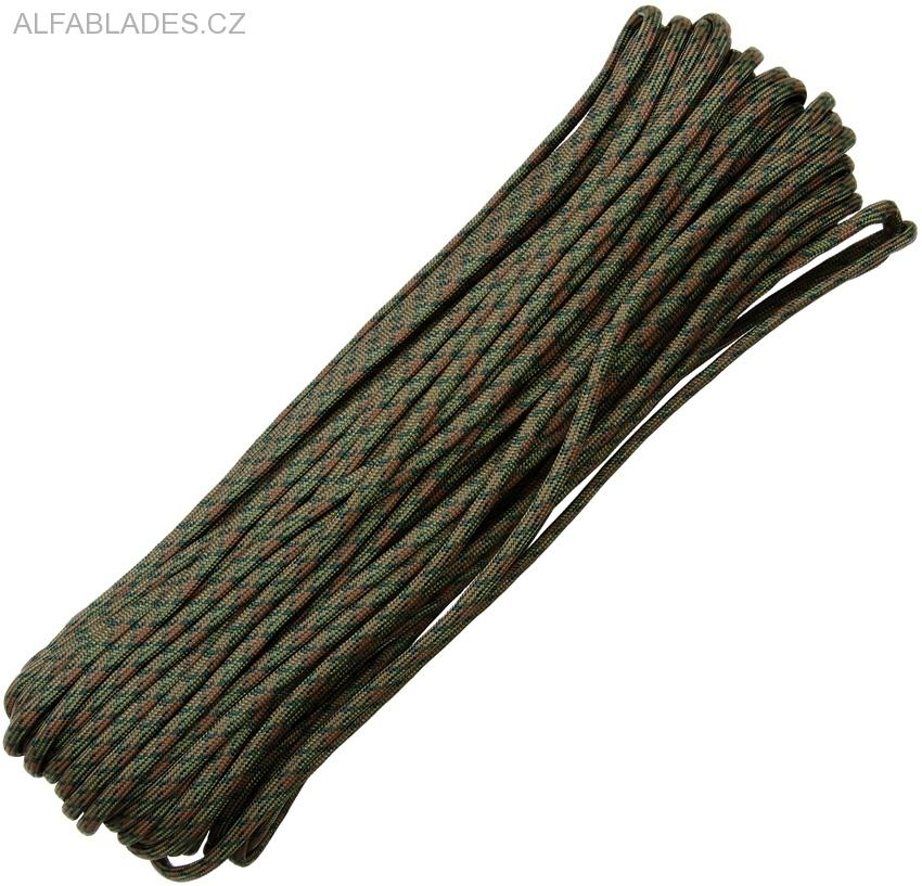 Paracord 550 Wetland 100ft (30,5m)