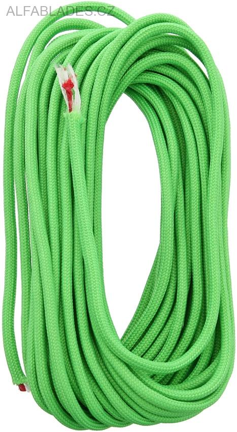 LIVE FIRE Firecord Safety Green 25 ft. (7,6m)