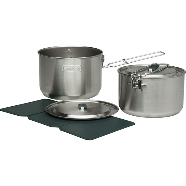 STANLEY Adventure Two Pot Prep+Cook Set