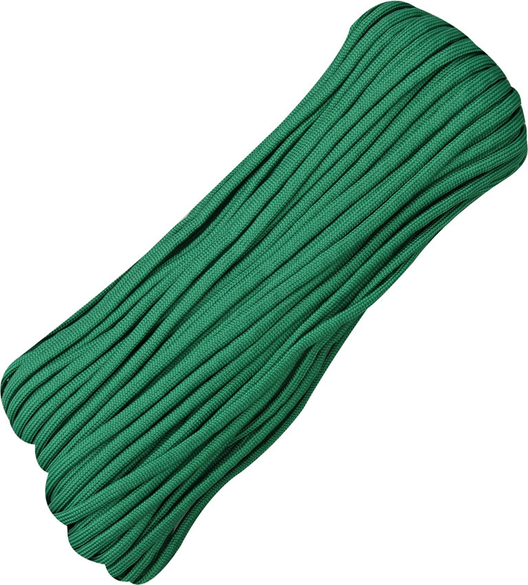 Paracord 550 Green 100ft (30,5m)