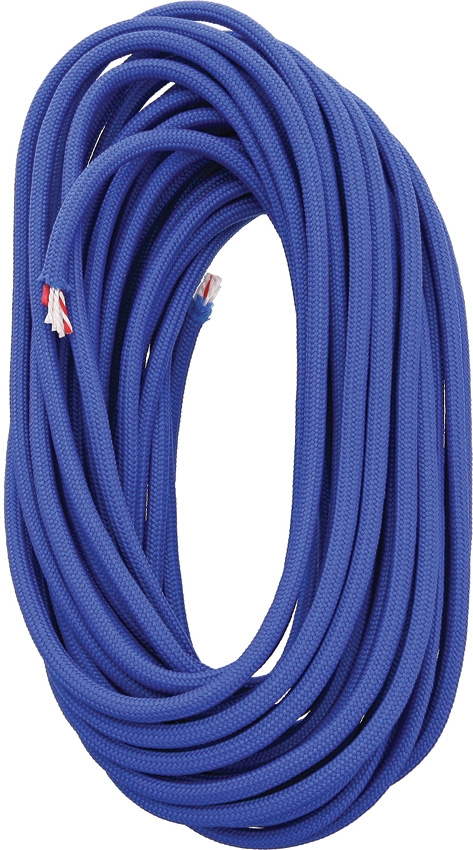 LIVE FIRE Firecord Solid Blue 25 ft. (7,6m)