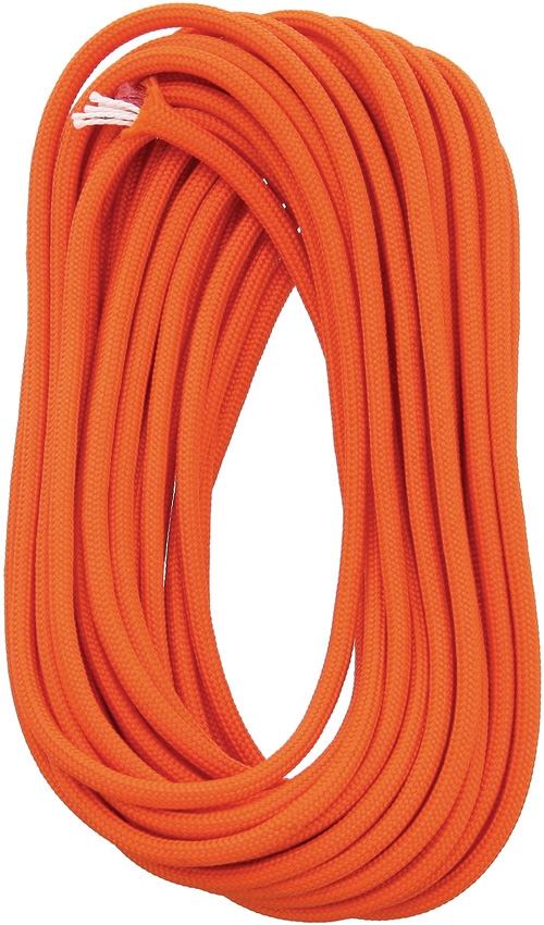 LIVE FIRE Firecord Safety Orange 25 ft. (7,6m)