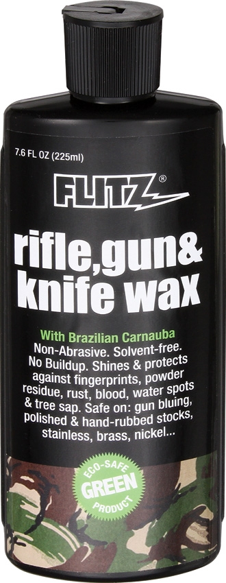 FLITZ Rifle,Gun & Knife Wax 225 ml