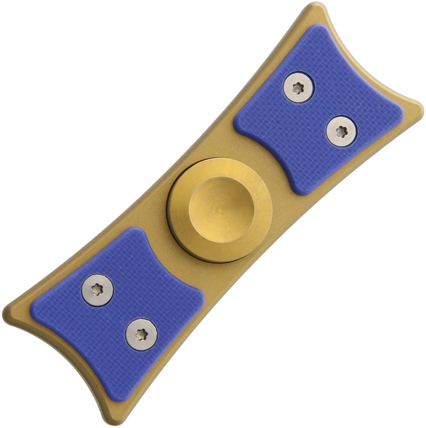 BASTION Large EDC Spinner Fidget Toy Gold