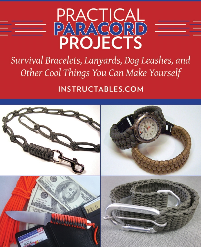 PRACTICAL PARACORD PROJECTS