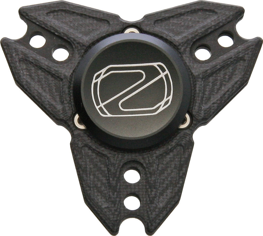 STEDEMON Z04 G-10 Fidget Spinner Black