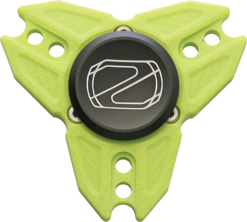 STEDEMON Z04 G-10 Fidget Spinner Green