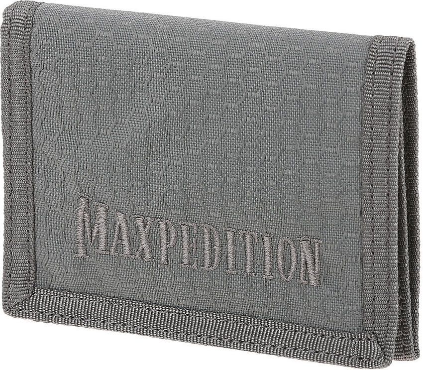MAXPEDITION AGR TFW Bi-Fold Wallet Gray