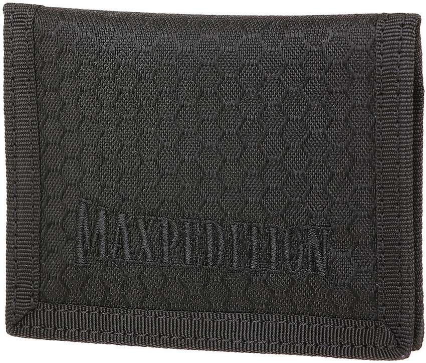 MAXPEDITION AGR LPW Bi-Fold Wallet Black