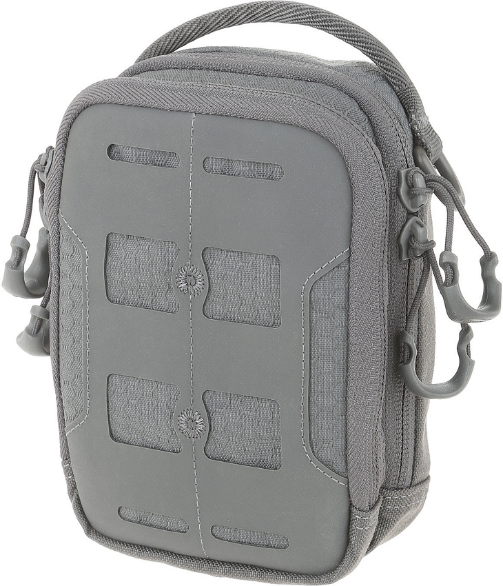 MAXPEDITION AGR CAP Compact Admin Pouch Gray
