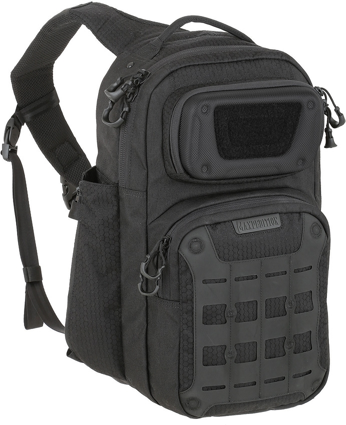 MAXPEDITION AGR Gridflux Black