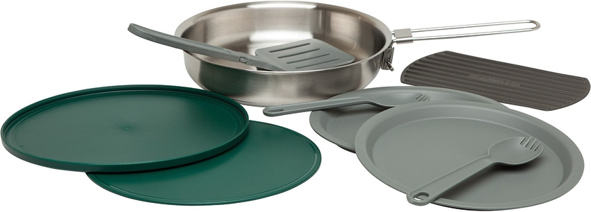 STANLEY Adventure Prep+Eat Fry Pan Set