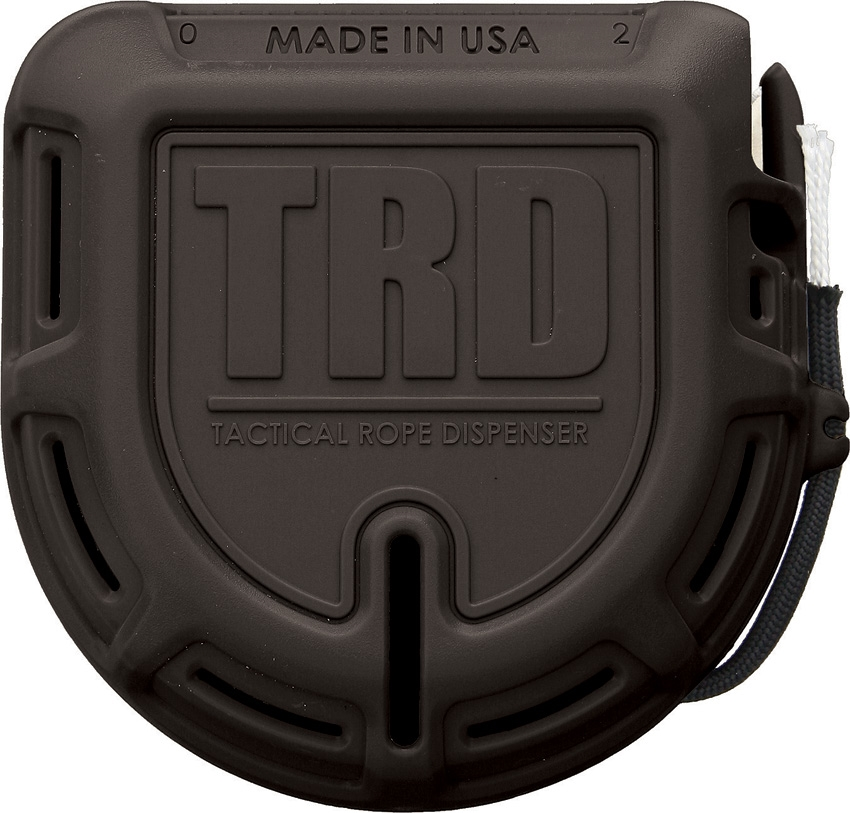 ATWOOD Tactical Rope Dispenser Black
