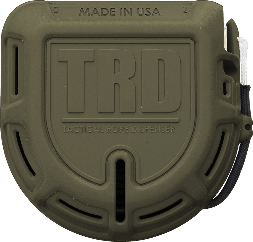 ATWOOD Tactical Rope Dispenser OD Green