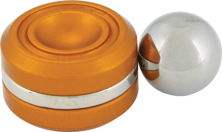 TEC ACCESSORIES Orbiter LT Fidget Device Orange