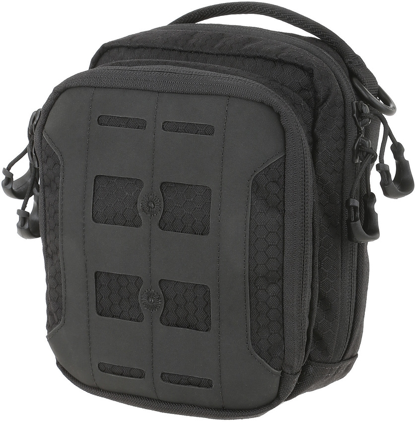 MAXPEDITION AGR AUP Accordion Utility Pouch Black