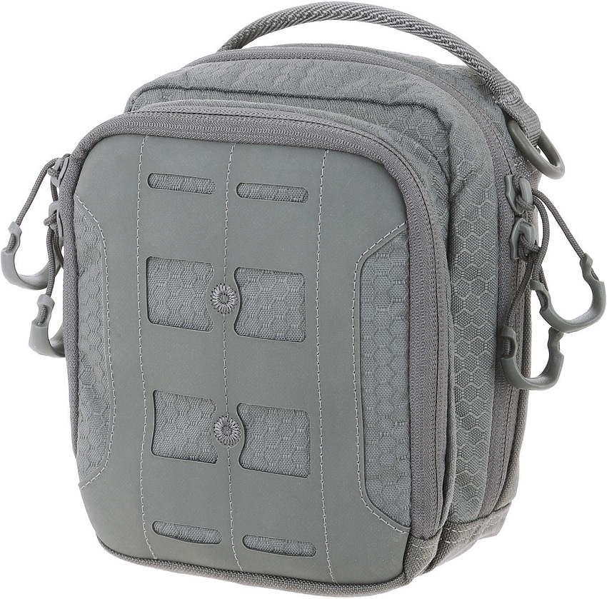 MAXPEDITION AGR AUP Accordion Utility Pouch Gray