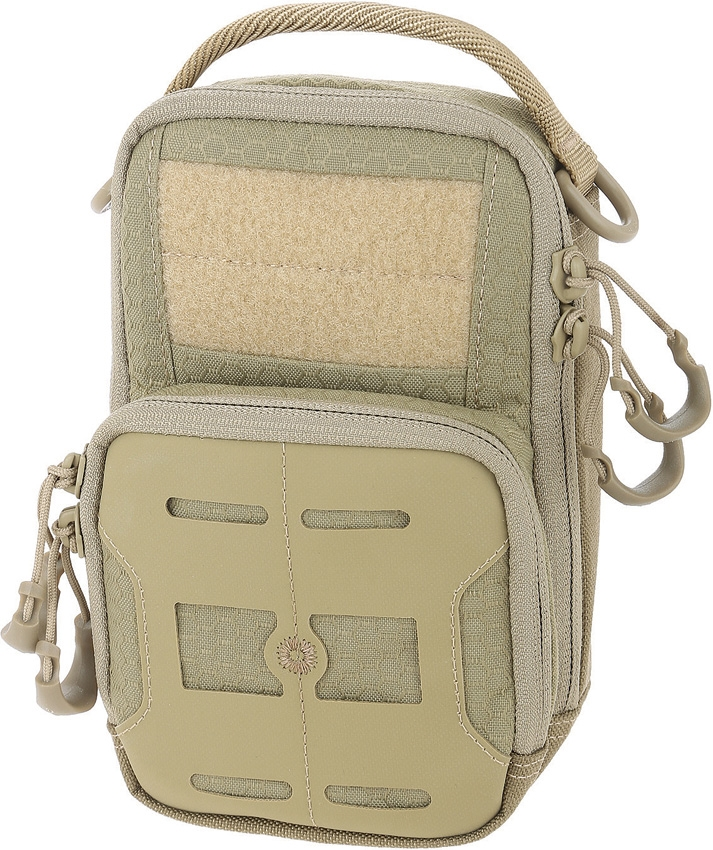 MAXPEDITION AGR DEP Daily Essentials Pouch Tan