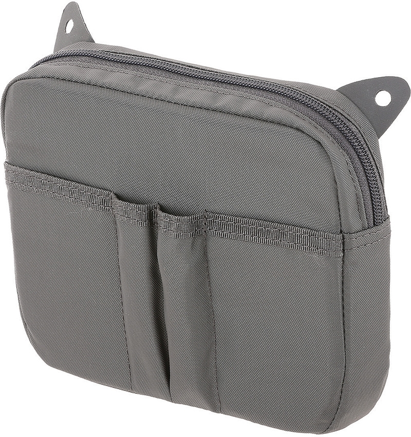 MAXPEDITION AGR HLP Hook & Loop Pouch Gray