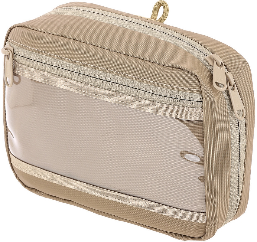 MAXPEDITION AGR IMP Individual Medical Pouch Tan