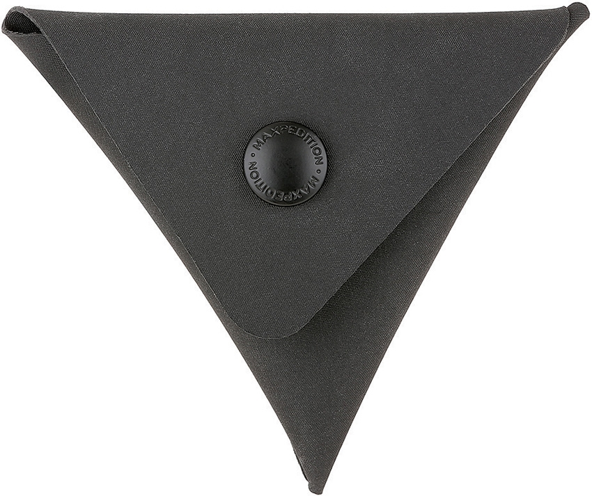 MAXPEDITION AGR TCP Triangle Coin Pouch Black