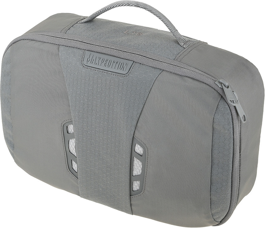 MAXPEDITION AGR LTB Lightweight Toiletry Bag Gray