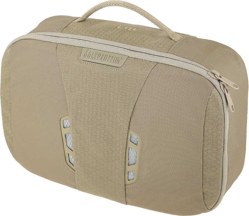 MAXPEDITION AGR LTB Lightweight Toiletry Bag Tan