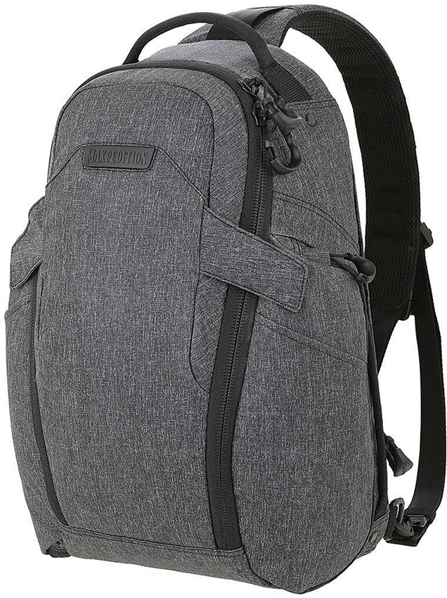 MAXPEDITION Entity 16CCW-Enabled EDC Sling Bag Charcoal