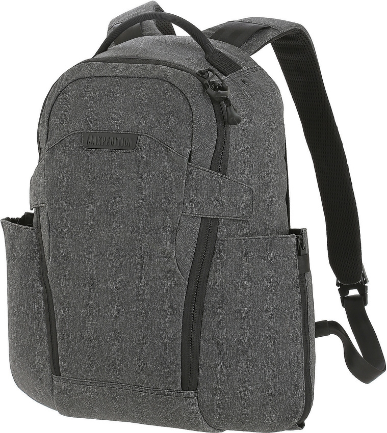 MAXPEDITION Entity 19CCW-Enabled EDC Backpack Charcoal