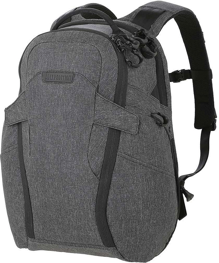 MAXPEDITION Entity 23CCW-Enabled EDC Backpack Carcoal