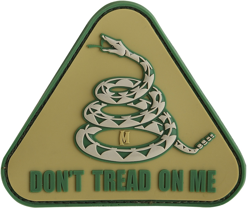 MAXPEDITION Don´t Tread on me patch Arid