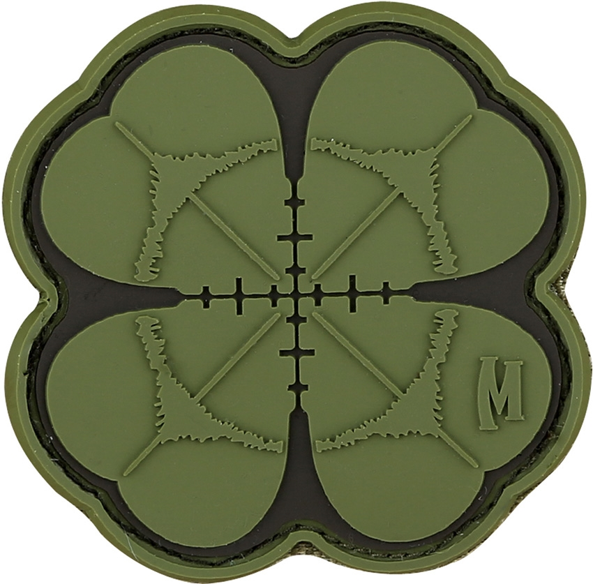 MAXPEDITION Lucky Shot Patch Full Color