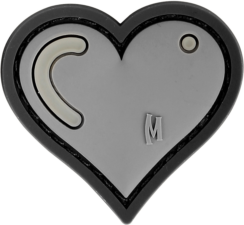 MAXPEDITION Heart patch SWAT