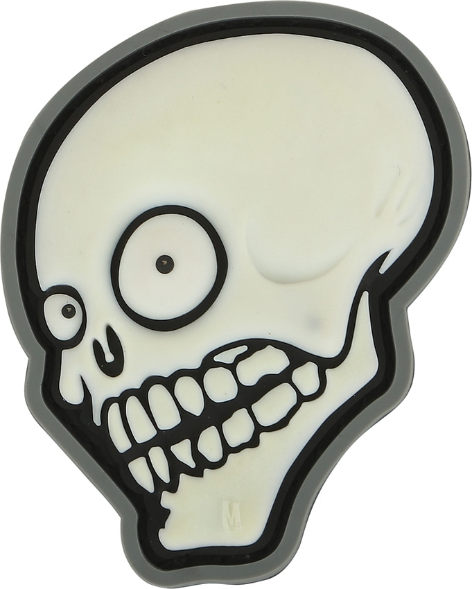 MAXPEDITION Look Skull patch Glow