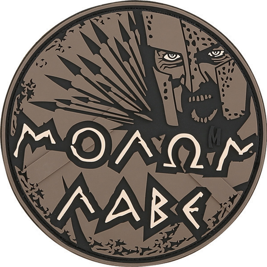 MAXPEDITION Molon Labe Patch