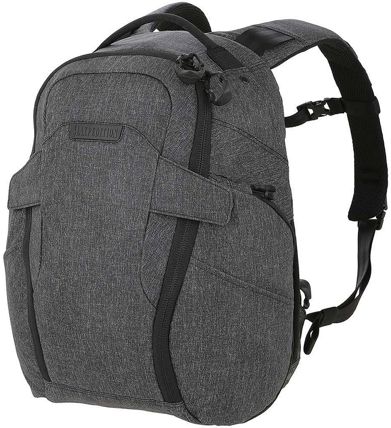 MAXPEDITION Entity 21CCW-Enabled EDC Backpack Charcoal