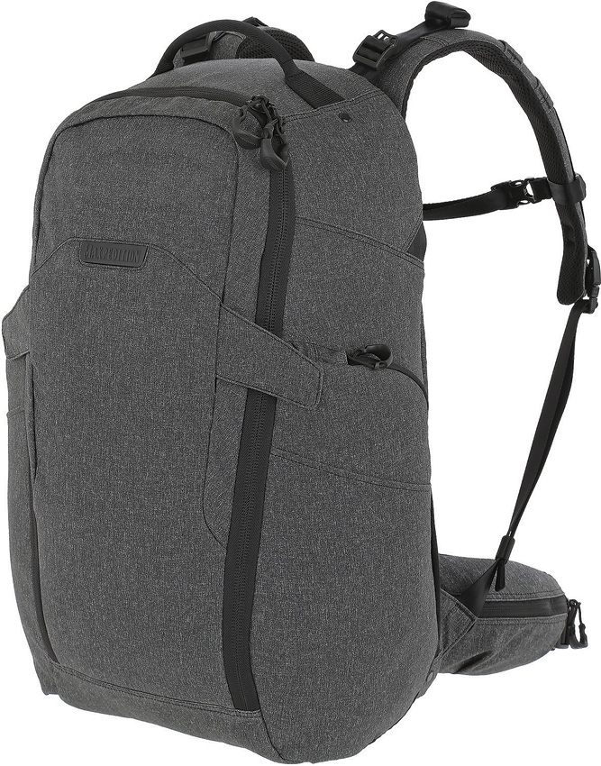 MAXPEDITION Entity 35CCW-Enabled EDC Backpack Charcoal