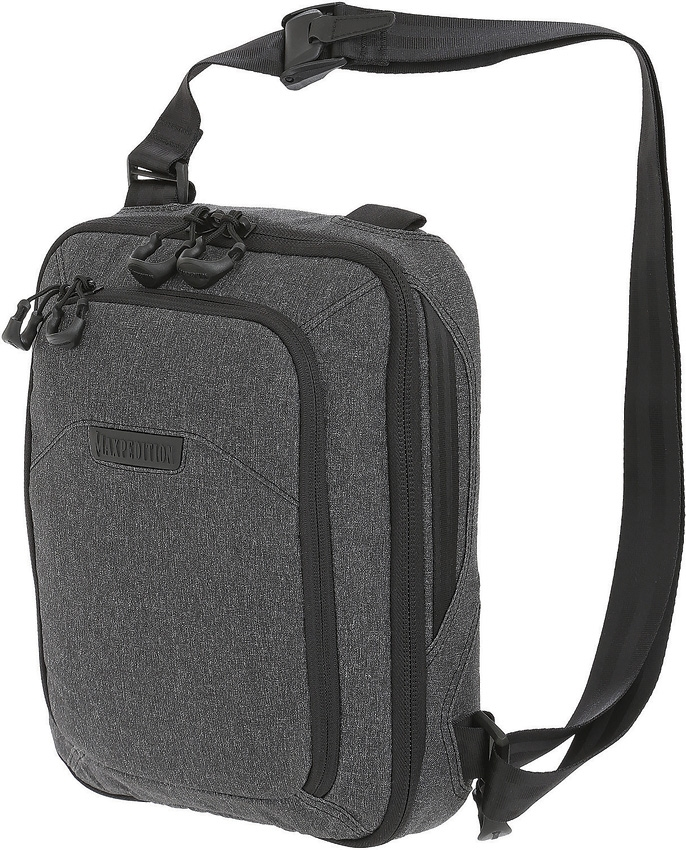 MAXPEDITION Entity Tech Sling Bag (Small) 7L Charcoal