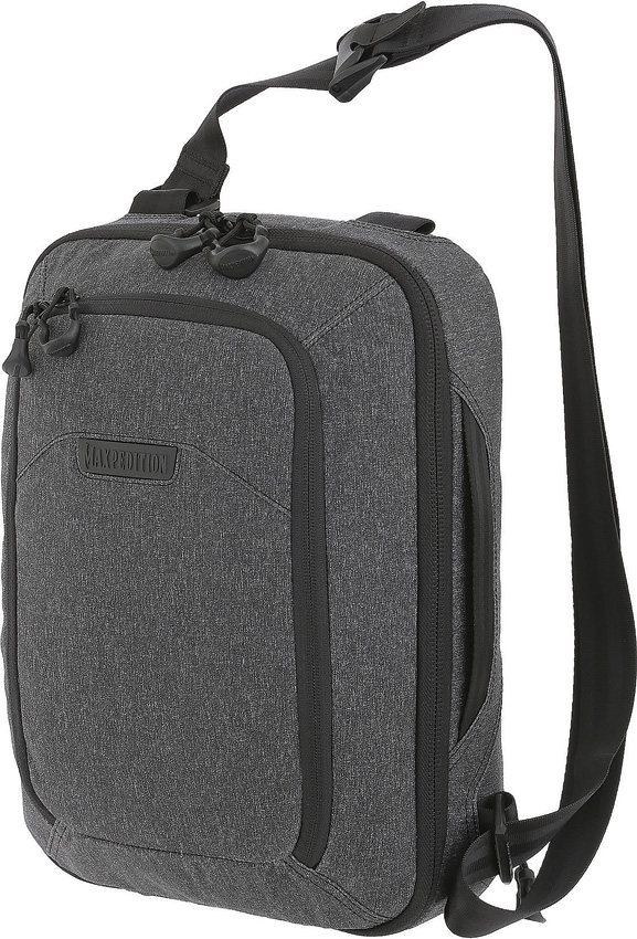 MAXPEDITION Entity Tech Sling Bag (Large) 10L Charcoal