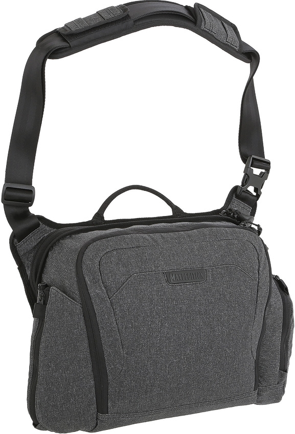 MAXPEDITION Entity Crossbody Bag (Large) 14L Charcoal