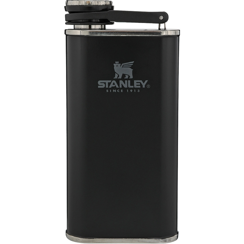 STANLEY Easy-Fill Wide Mouth Flask 8oz (0,237l) Matte Black